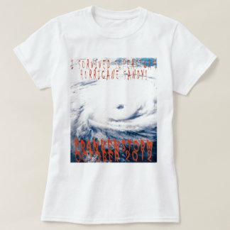 Sobreviví la camisa de Hurrricane Sandy