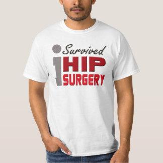 Sobreviví la camisa de la cirugía de la cadera