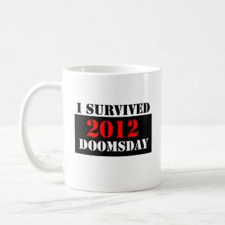 Sobreviví la taza 2012 del día del juicio final