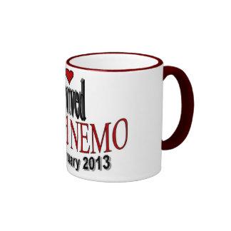 Sobreviví la taza de café de la ventisca NEMO