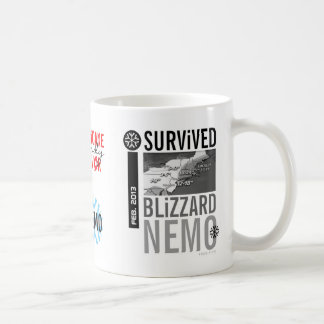 Sobreviví la taza de Nemo de la ventisca de Sandy