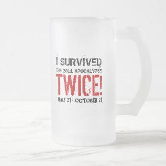 Sobreviví la taza dos veces helada 2011 de la