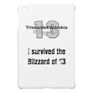 Sobreviví la ventisca de '13