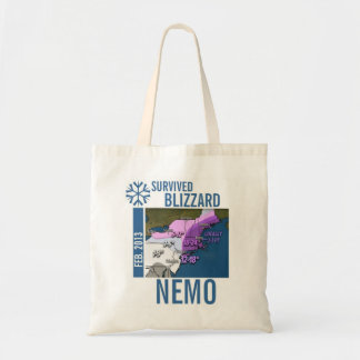Sobreviví la ventisca Nemo 2013 bolsos 6 Bolsa Tela Barata