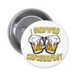 Sobreviví Oktoberfest Pin