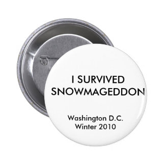 SOBREVIVÍ SNOWMAGEDDON, Washington D.C.Winter… Pin