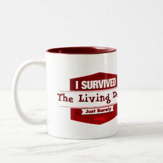 Sobreviví Taza Dos Tonos