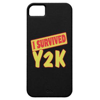 SOBREVIVÍ Y2K iPhone 5 COBERTURA
