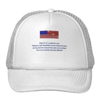 Sobrevivido al voto gorra