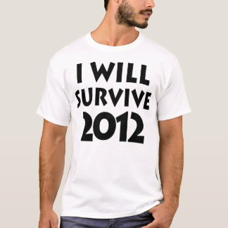 Sobreviviré 2012 playera