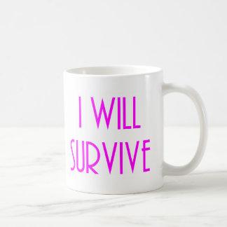 Sobreviviré Tazas