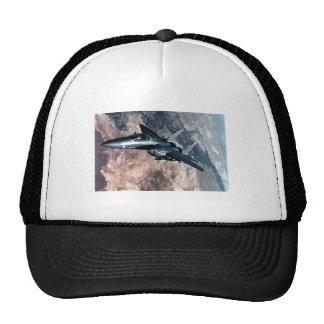 sobrevuelo gorras