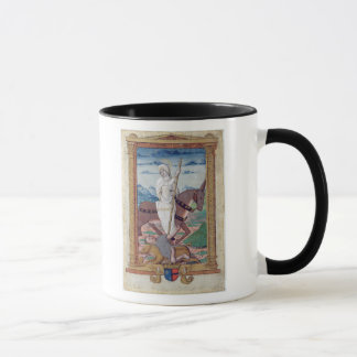 Sobriety Against Gluttony Mug