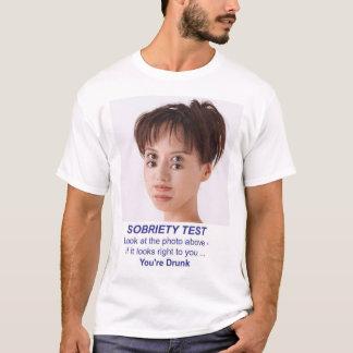sobriety test T-Shirt