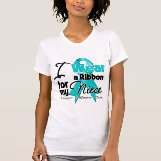 Sobrina - cinta de la conciencia del trullo camisetas