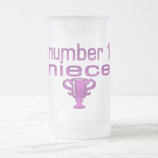 Sobrina del número 1 taza de café