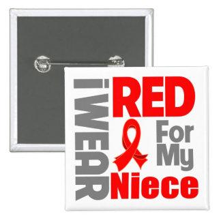 Sobrina - llevo la cinta roja pin
