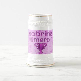Sobrina  Número 1 Beer Stein