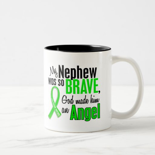 Sobrino de la distrofia muscular del ángel 1 taza