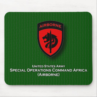 SOC Africa SSI Mouse Pad