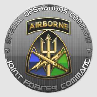 SOC Joint Forces Command CSIB+SSI Stickers