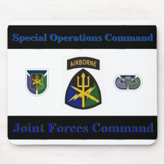 SOC- Joint Forces Command Mousepad
