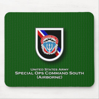 SOC South flash Mouse Pad