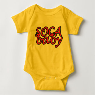 Soca Baby-T-Shirt Baby Bodysuit