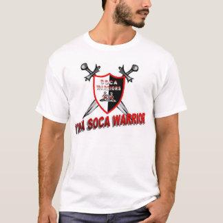 Soca Warrior White T-shirt