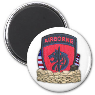socafrica special ops africa veterans Magnet