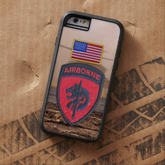 SOCAFRICA Special ops AFRICOM Veterans Vets Patch Tough Xtreme iPhone 6 Case