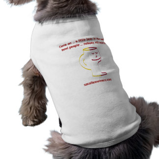 SoCal Brewinery White Dog Shirt