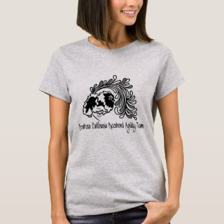 SoCal Keeshond Agility Team T-Shirt