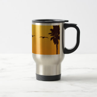 SoCal Sunset Stainless Travel Mug