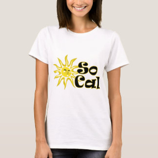 SoCal Sunshine Ladies Petite T-shirt