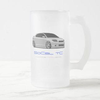 SoCal tC Club Frosted Mug