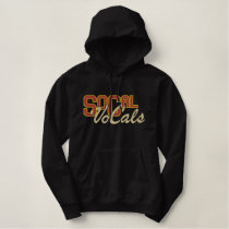 SoCal VoCals Embroidered Logo Hoodie