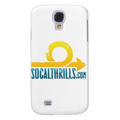 SoCalThrills Galaxy S4 Case