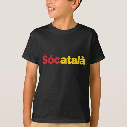Sócatalà Nen T-Shirt