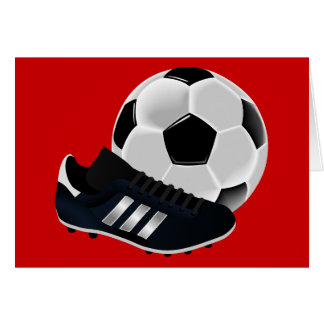 soccer-155947 soccer football football boot ball s card