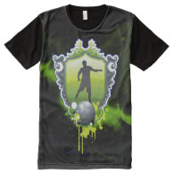 Soccer 1 Options All-Over Print T-shirt