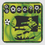 SOCCER 1 Stickers