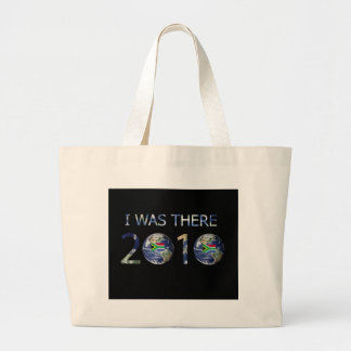 SOCCER 2010 - I WAS THERE LARGE TOTE BAG