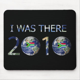 SOCCER 2010 - I WAS THERE MOUSE PAD