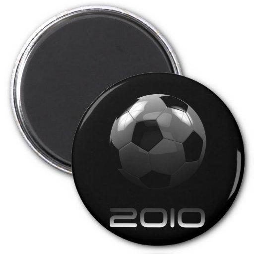 Soccer 2010 refrigerator magnets