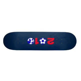 Soccer 2010 skate board deck