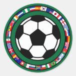 Soccer 2010 sticker