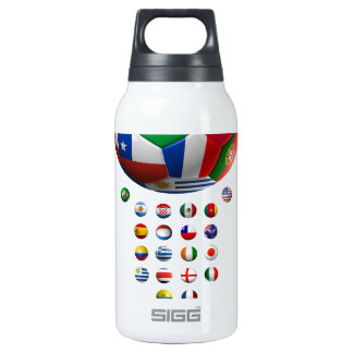 Soccer 2014  0725 10 oz insulated SIGG thermos water bottle