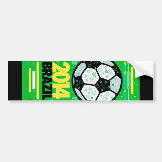 Soccer,... 2014. bumper stickers