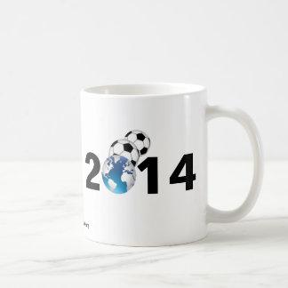 Soccer 2014 mug